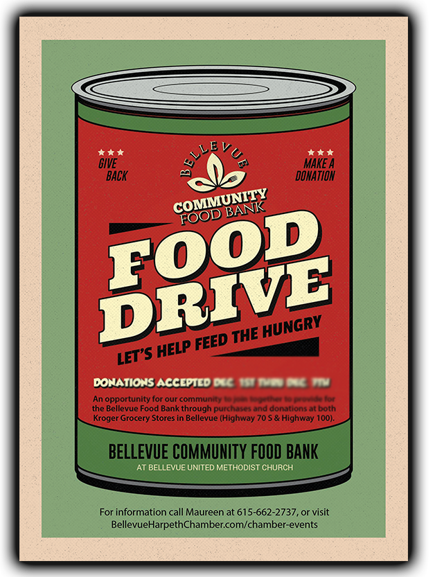 How to Organize a Food Drive for Bellevue Community Food Bank